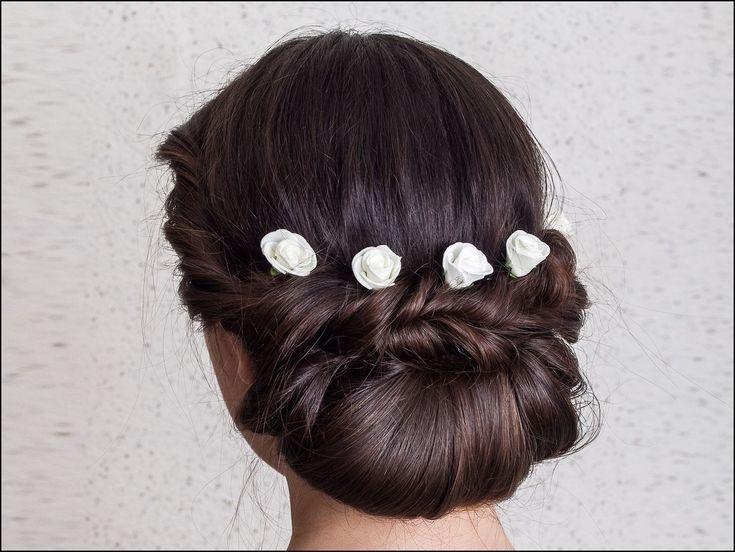 Haare hochstecken: Frisuren-Anleitung und Styling-Tipps – NIVEA – Frisuren D…