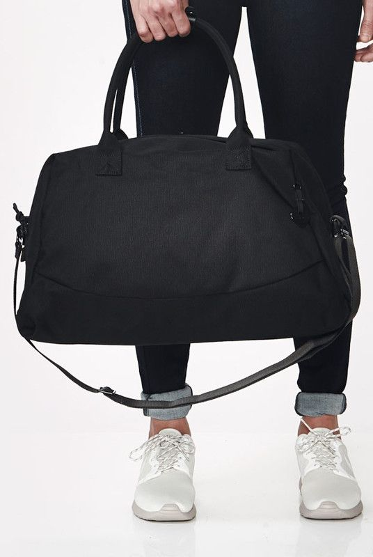 Looks like the ideal weekend bag to us! Buy Crumpler - The Spring Peeper - Holdall Duffle Bag - 29L - Black by Crumpler from NoteMaker.com.au