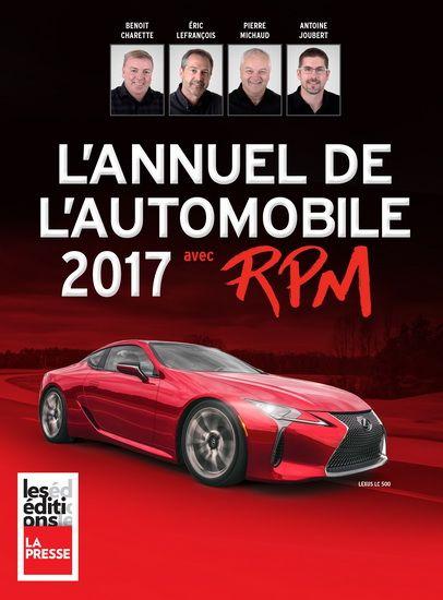 L'Annuel de l'automobile est une mine d'or d'informations pour les amateurs et le consommateur à la recherche d'un nouveau véhicule. En participant à la conception de l'ouvrage, l'équipe de RPM propose une édition plus dynamique et branchée sur les besoins des gens. Cote: TL 162 A56 2016
