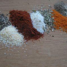 Cajun mausteseos - Kotikokki.net - reseptit