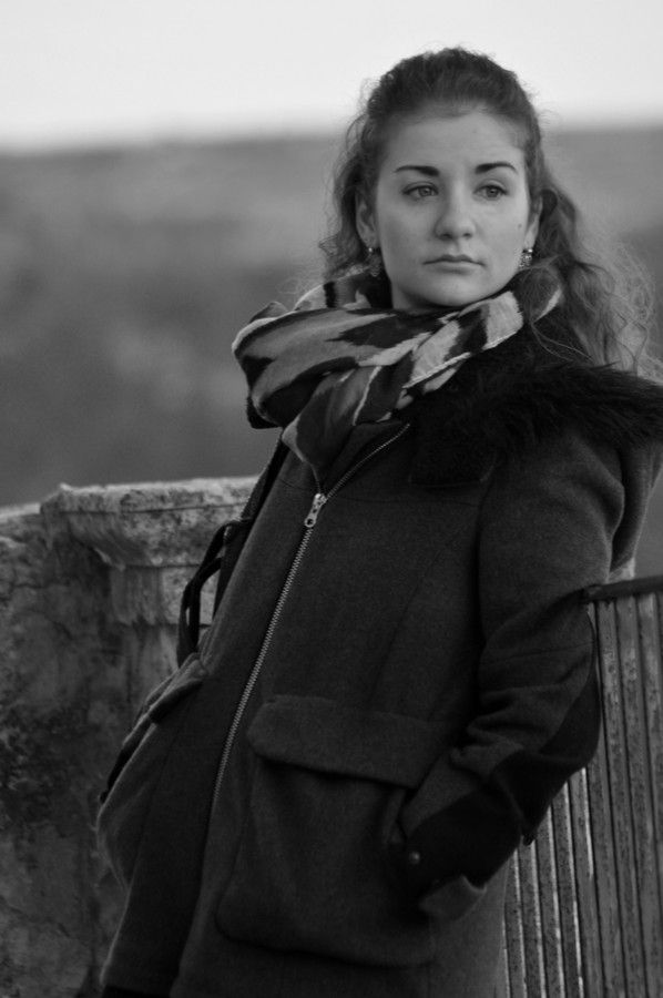 Waiting for by Giorgio Pluchino on 500px #Model #Photo #Black&White