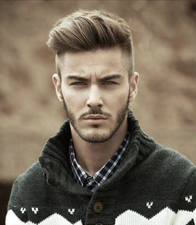 Pompadour Haircut Vancouver : Young yet sophisticated hair styles men s