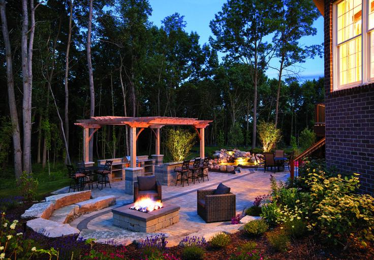 155 best outdoor living images on pinterest. Black Bedroom Furniture Sets. Home Design Ideas