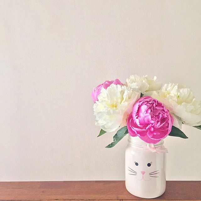 We are loving @shelovesblooms use of our mason jar bunny! Go ahead and make some bunny feel special! 💐 Product 9727032 #floraldesign #bunny #flashesofdelight #darling #myunicornlife #happinesseverywhere #burtonandburton #gifts #pursuepretty #thatsdarling #livecolorfully #floral #flowers #instaflowers