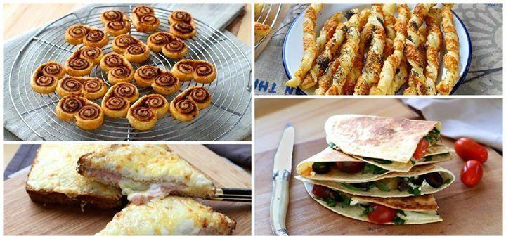 10 platos sencillos para llevarnos fuera de casa