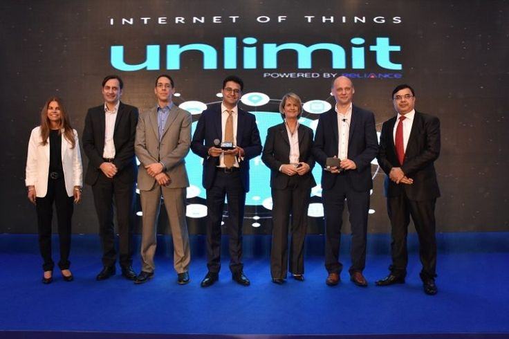 #UNLIMIT: #Reliance Group Delivering Dedicated IoT (#Internet of Things) Solutions