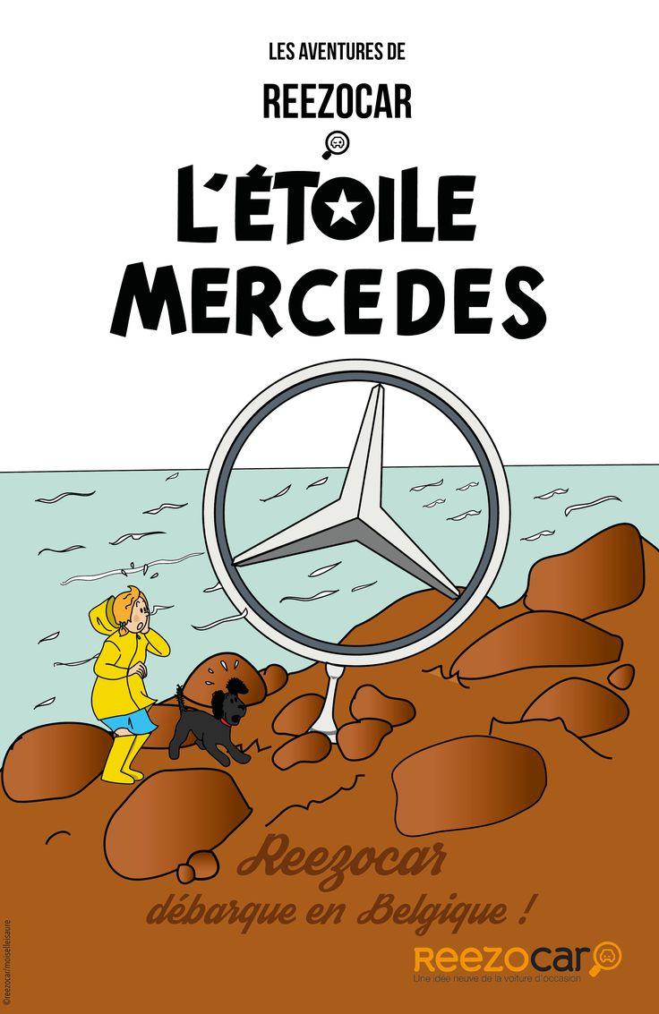 Les aventures de Reezocar en Belgique reviennent !  Trouvez votre voiture d'occasion sur www.reezocar.be ! Reezocar fait de vos voitures de véritables stars ! #belgique #belgium #bruxelles #brussels #startup #reezocar