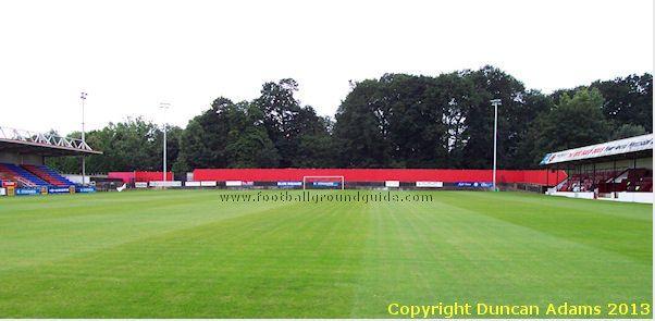 Danson Park End Welling                       United.