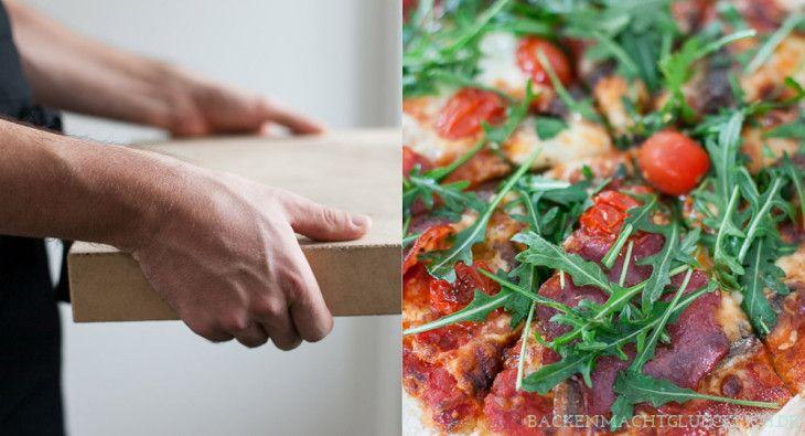 Test: Pizzastein für den Backofen | http://www.backenmachtgluecklich.de