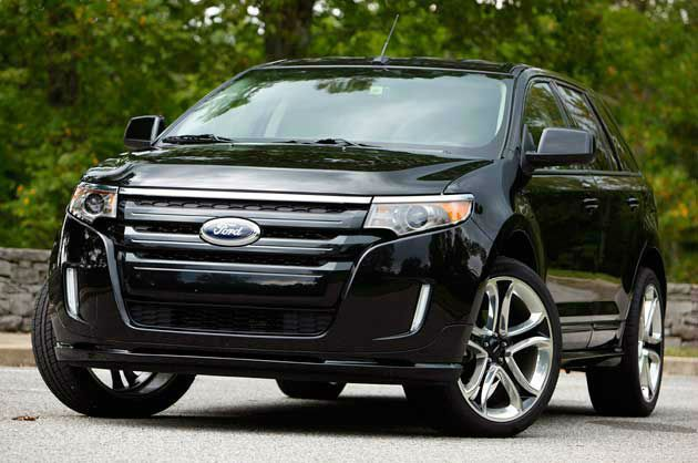 2014 Ford Edge Limited. Looking at these as well! Love love love!
