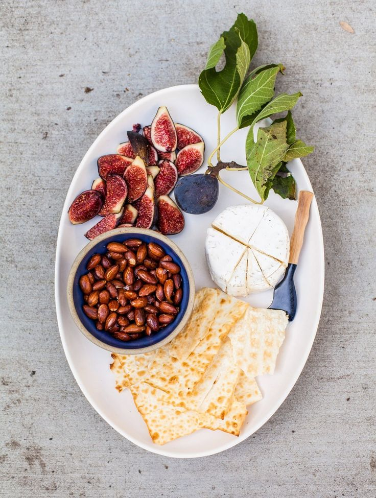 A Modern Relish Tray for Thanksgiving: ​A Beautiful Whole Cheese