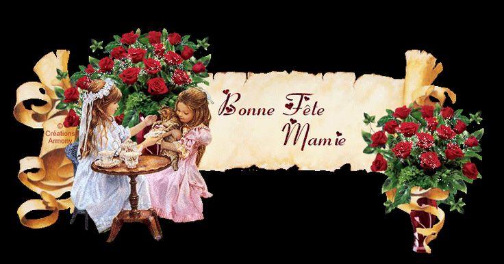 Parchemins Fête des Mamies 3 - Créations Armony