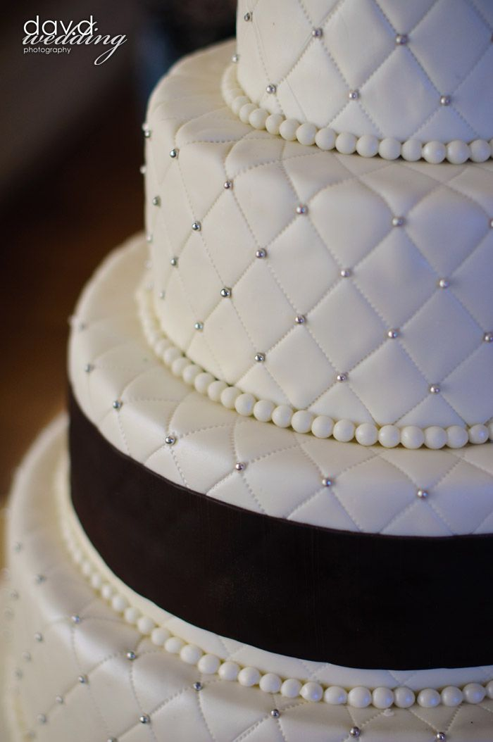 17 Best Ideas About Quilted Wedding Cakes On Pinterest