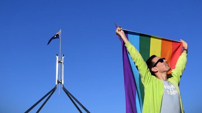AUSTRALIA will hold a voluntary postal vote on whether to legalise gay marriage if parliament rejects plans for a plebiscite. This is how it will work.