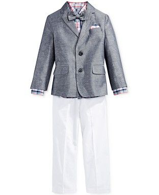 Boys 2-7 Suits & Dress Shirts - Macy's