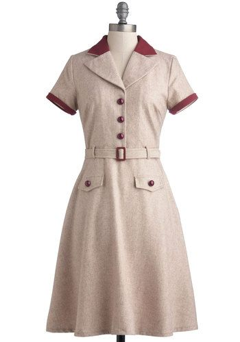 1930s to 1940s Dress from ModCloth $99.99  http://www.vintagedancer.com/1930s/1930s-fashion/