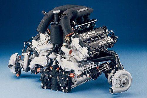 McLaren's TAG Porsche engine (1983-1987)
