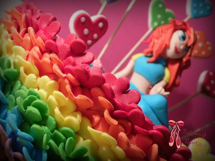 Winx Cake - Winx Bloom Cake - Winks torta - Vinks torta by Balerina Torte Jagodina