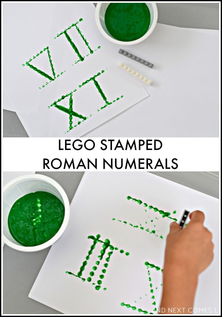 how to write 65 in roman numerals