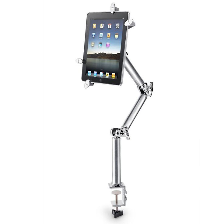 Flexible Adjustable Mount Stand Holder For iPad 2 3 4 Mini 7  8  9  10.0  Tablet