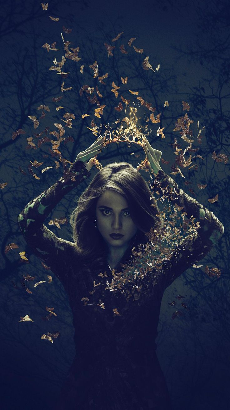 The Magicians Phone Wallpaper Moviemania Fantasy Photography The Magicians Queen Aesthetic