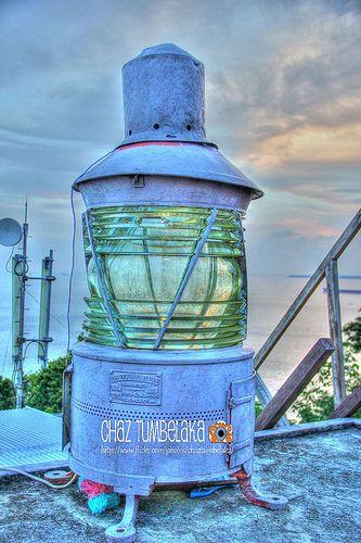Mercusuar Light - Gunung Komendur
