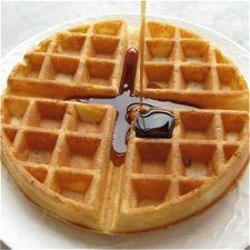 Belgian-Style Yeast Waffles: King Arthur Flour - My go to waffle recipe best waffles ever!