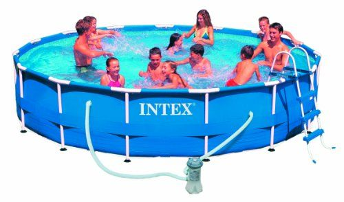 Intex Easy Set Pool 305x76cm Planschbecken Quick UP Aufstellpool mit Filterpumpe