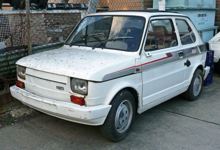 Fiat FSM Niki – 1989