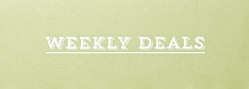 Stampin' Up! Weekly Deals & My Pick of the Week!