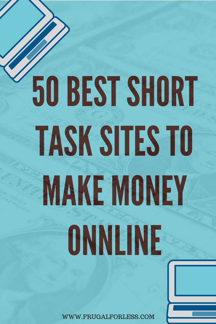 Make Money Online | Sites That Pay You | Make Money From Home | Make Money Fast