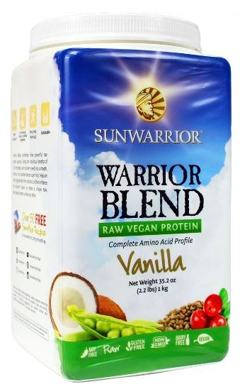Is Sun Warrior a good vegan protein supplement? Check out my take before you make any final decisions. I was surprised by