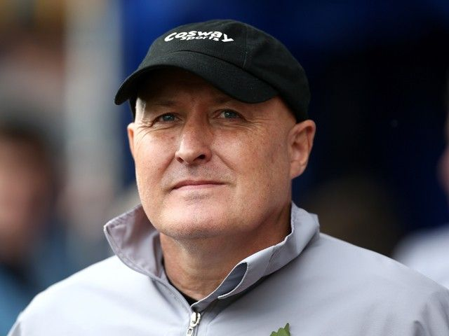 Coventry City sack manager Russell Slade