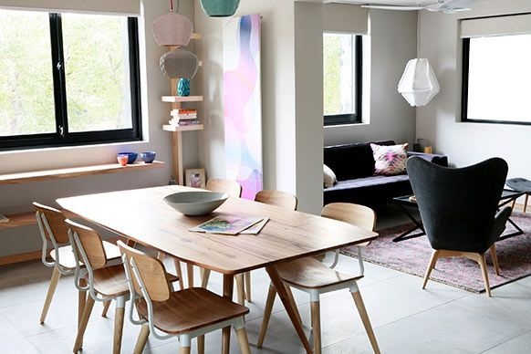life as we know it...: The Block Sky High | Week 6 Living and Dining room reveals