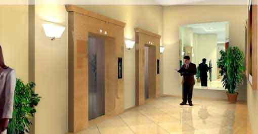 Civic Prime Tower - Lobby #manila #realEstate #condominium www.mymanilacondo.com/