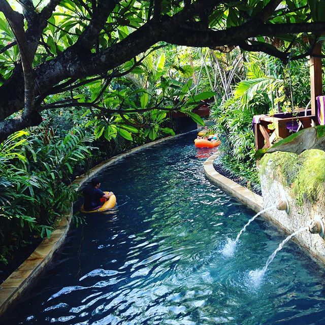 Lazy River @waterbombali #waterbombali #exploramum #lazyriver