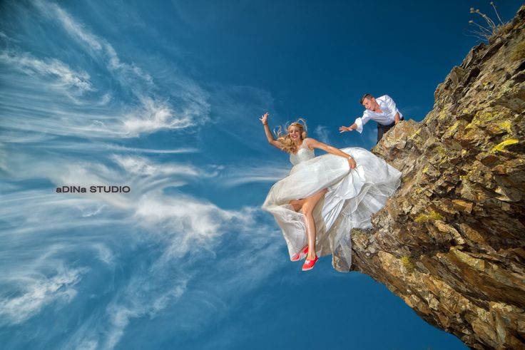trash the dress by Daniel Stanciu on 500px