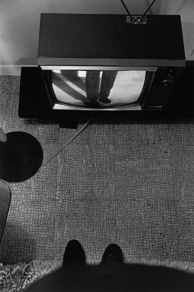 Lee Friedlander :: Pennsylvania, 1969 - 'The Little Screens' series
