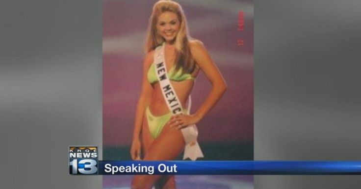 """ANOTHER FORMER MISS TEEN USA DEFENDS TRUMP ON DRESSING ROOM ALLEGATIONS """"It was just someone coming in to say hello to us and wish us good luck. I didn't even think twice about it"""""""