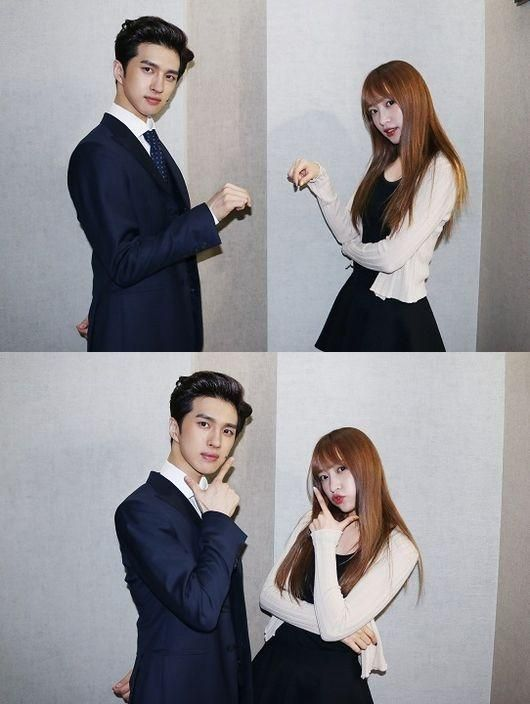 VIXX's Ken & EXID's Hani Pose Together In Photos Posted By Jellyfish Entertainment - http://imkpop.com/vixxs-ken-exids-hani-pose-together-in-photos-posted-by-jellyfish-entertainment/
