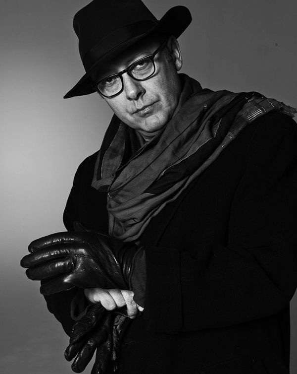 James Spader: The Strangest Man on TV Why the gloriously bizarre James Spader is the most intense guy in any room  Rolling Stone   ANDREW GOLDMAN