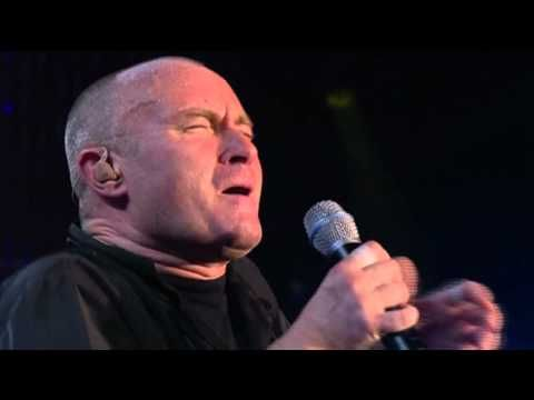 Phil Collins - Another day in paradise (Live at Montreux 2004) - YouTube