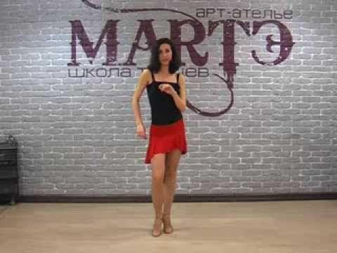 Сальса. Как научиться быстро танцевать сальсу? Урок Алеси - YouTube