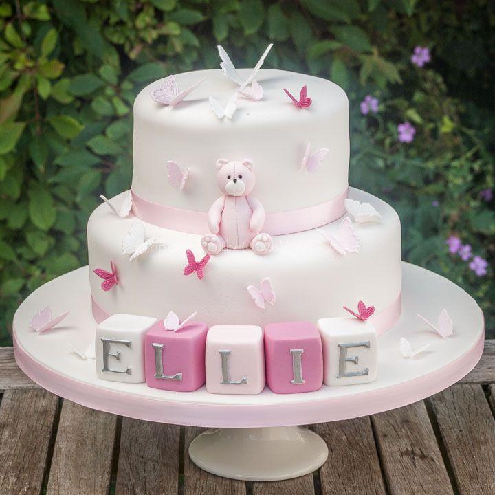 Christening Cakes - the Cake Works cake maker for ...
