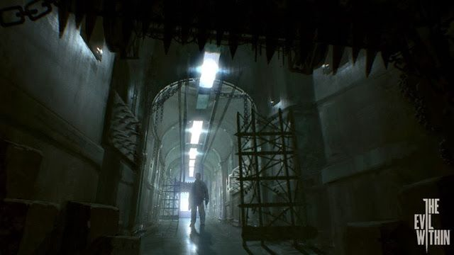 """""""The Evil Within"""" New Concept Art"""