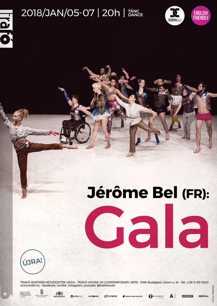 Jérôme Bel (FR): Gala