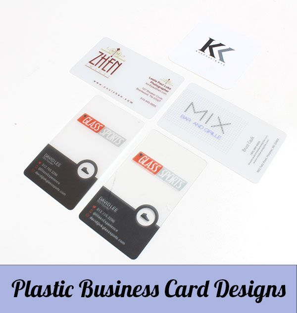 60 best awesome business cards images on pinterest lipsense plastic business cards will help you stand out but not every design works in this reheart Gallery
