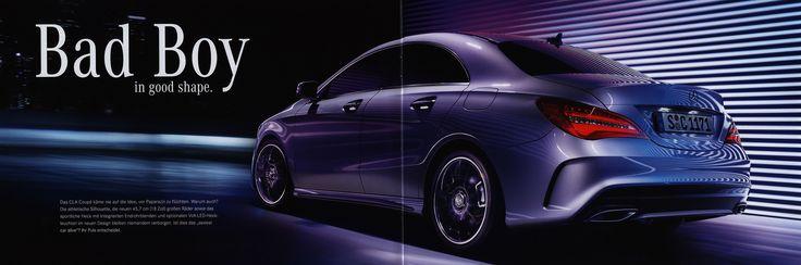 https://flic.kr/p/QZe43y | Mercedes-Benz CLA Coupé und Shooting Brake; 2016_2