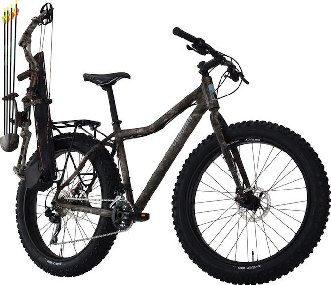 Mountain Bike Designed For Hunters | News | mountain-bike-action
