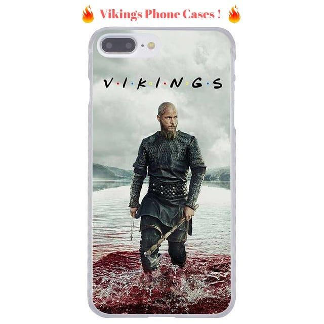carcasa iphone 8 vikings